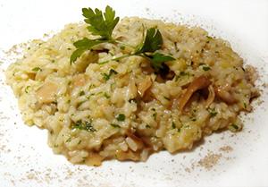 risotto-porcini