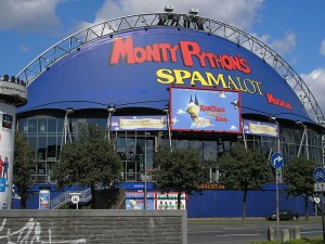 Spamalot: la più amata delle slot machines di Paddy Power