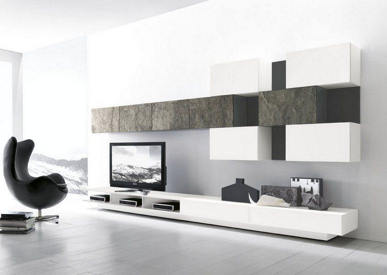 Stunning mobili da soggiorno moderni images house interior