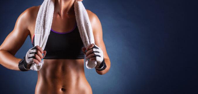allenare addome inferiore